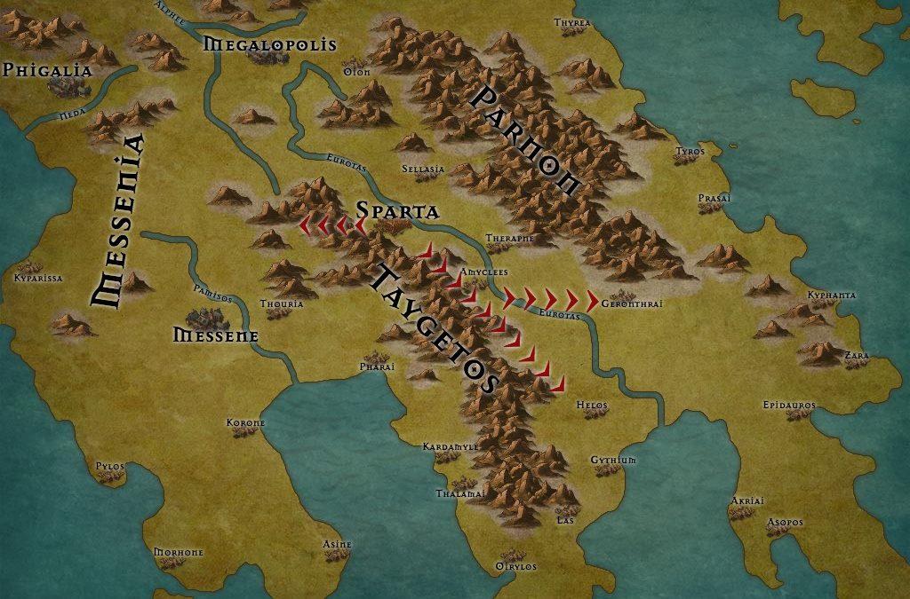 When Was Sparta Established?