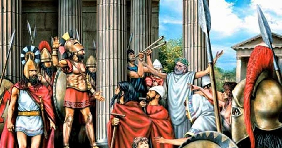 Uneasy Allies: Sparta and The Rise of Athens, 479 – 465 BC